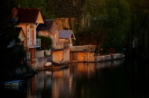 loiret-reflet-couche-de-soleil-maison-olivet-ludovic-letot