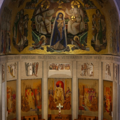 Reportage – Notre Dame de la Trinité