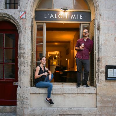 Reportage – L'Alchimie Bar