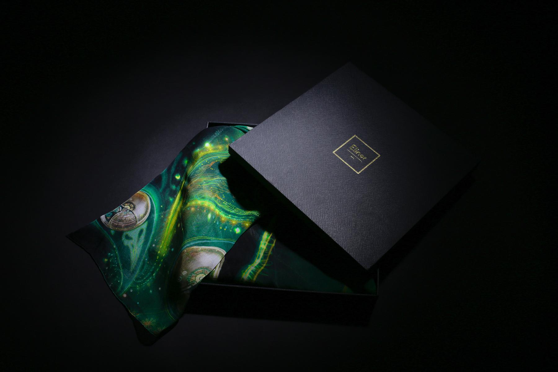 Packshot – Elinor Paris